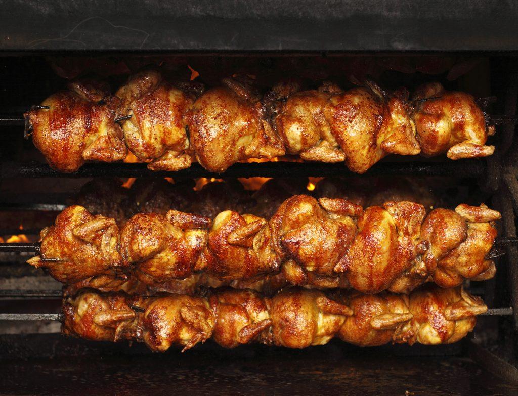 فرن شي الدجاج