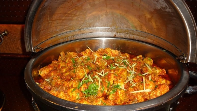 Chicken Karahi Boneless