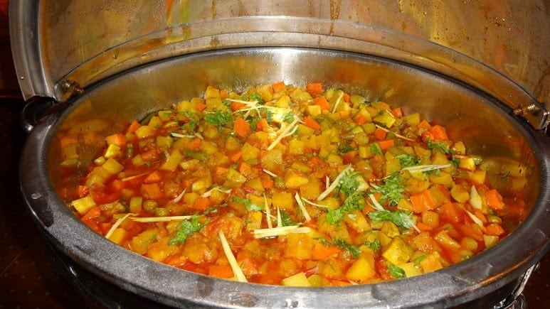 Mix Sabzi (Vegetable) Dish