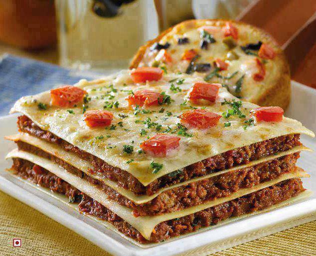Mouth Watering Lasagna