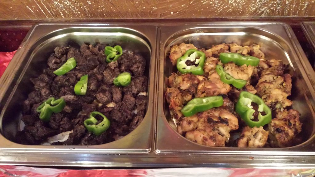 Mutton Tikka _ Kastoori Kebab