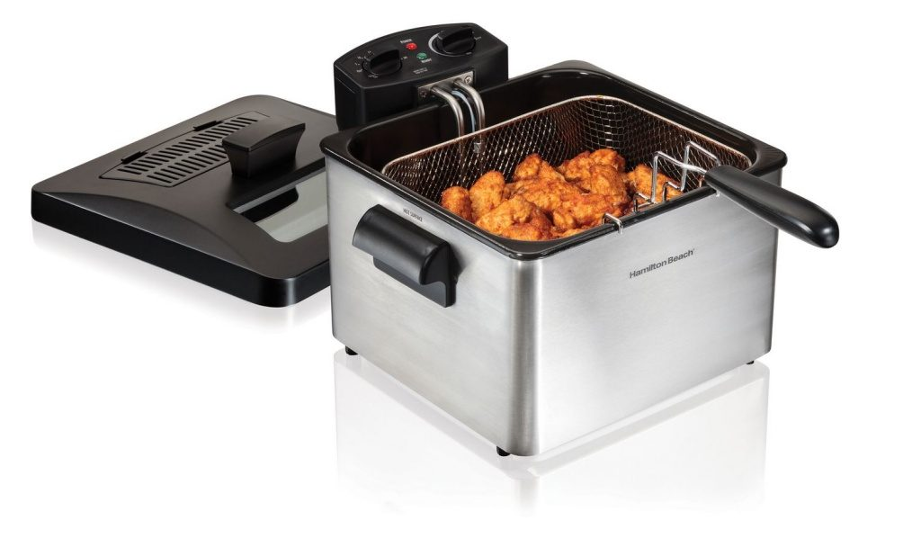 Portable Fryer