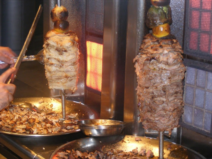 Shawarma Machine & Tools