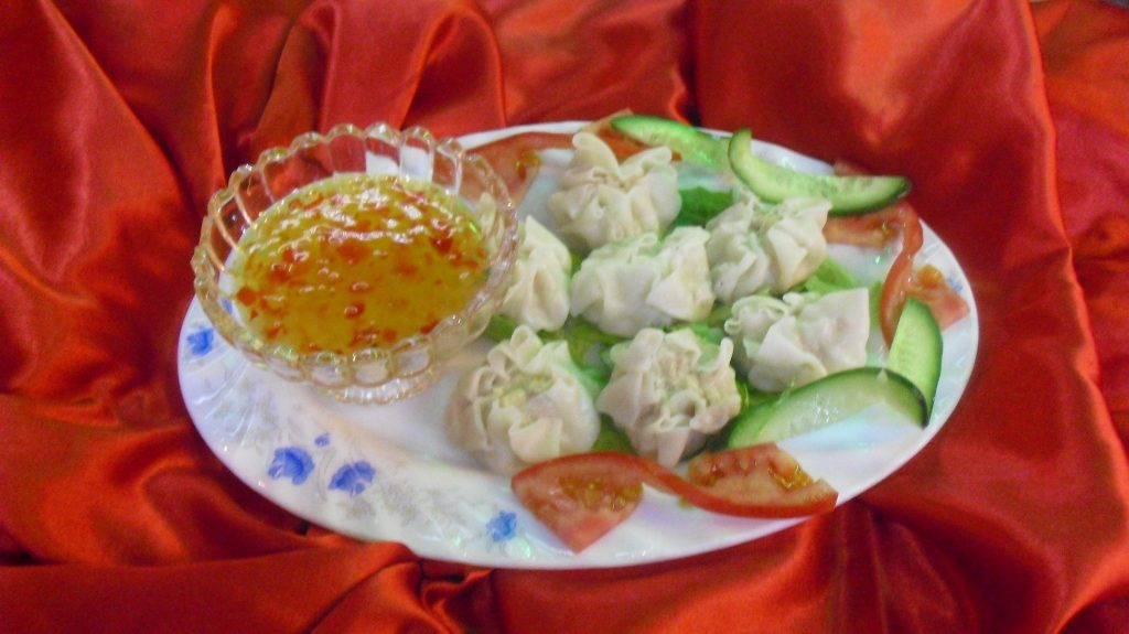 Steamed Siomai