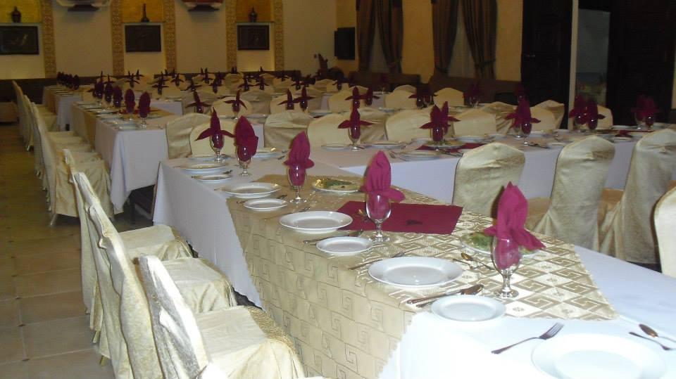Long Table with Setup