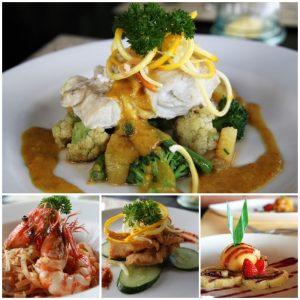Sea Food Fusion