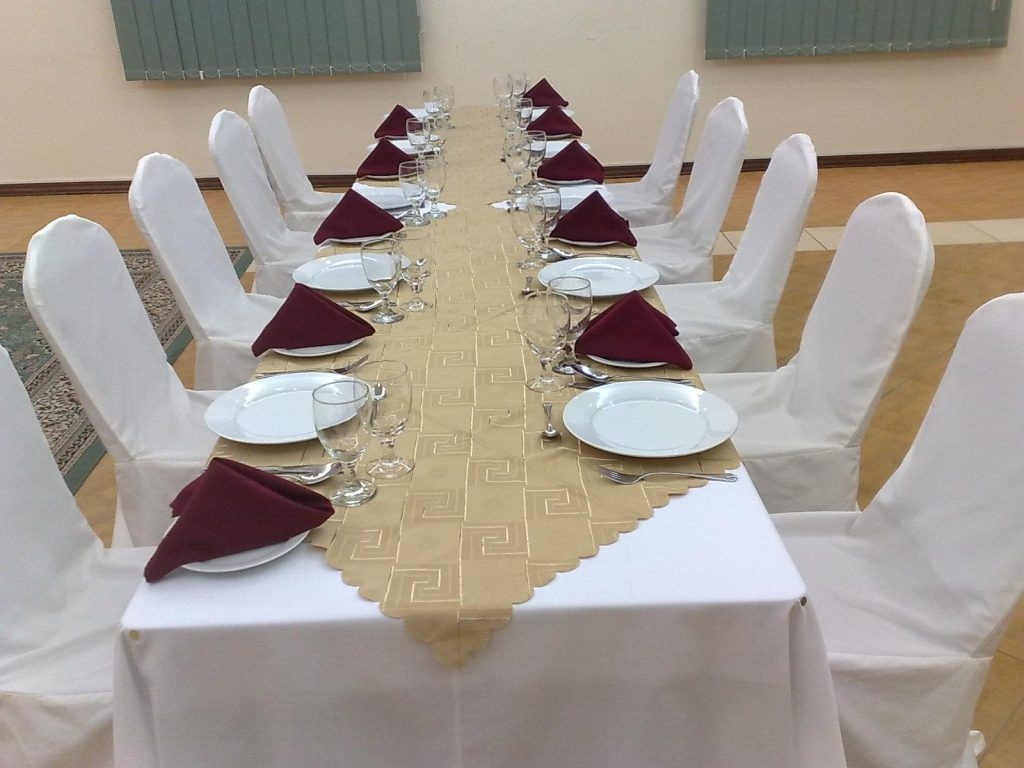 Long Table with Setup