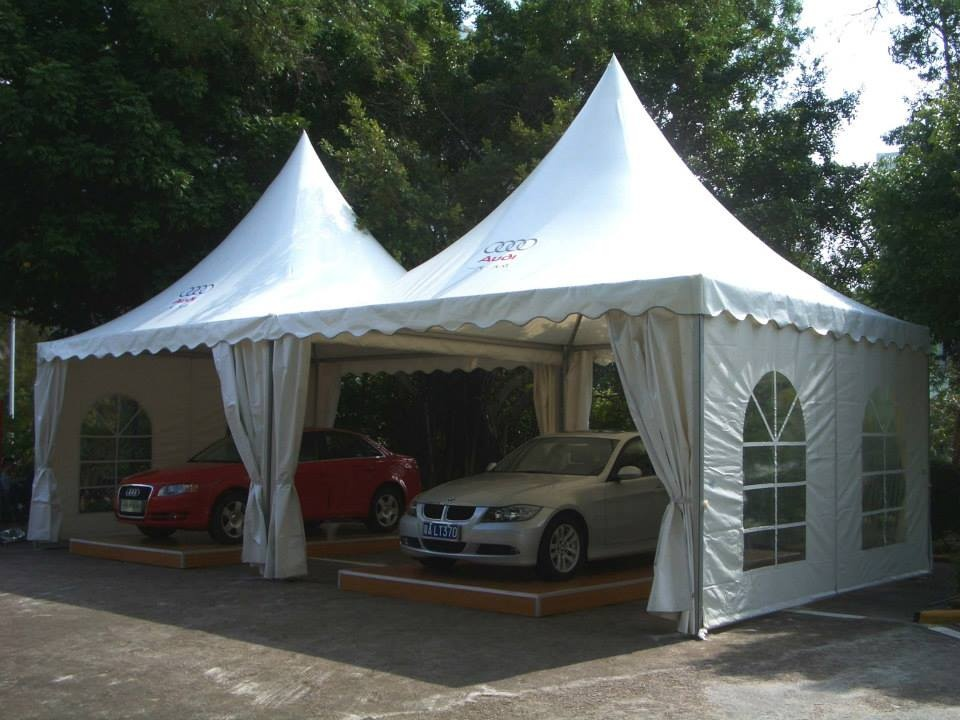 Tent for Car Park