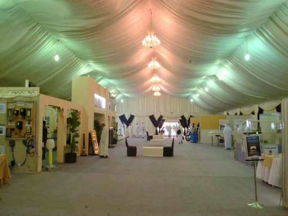 Tent for Exhibitions