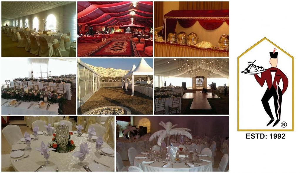 Tent for Rental services - Bahrain