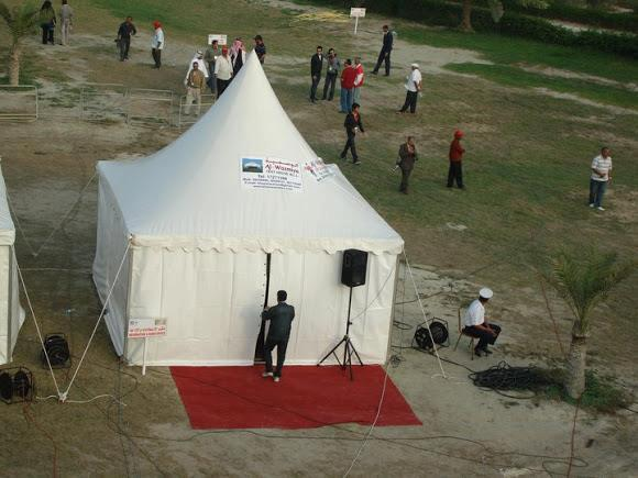Tent for special events