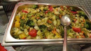 Boiled Vegetable Dish
