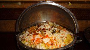 Chicken, Mutton or Vegetable Biryani