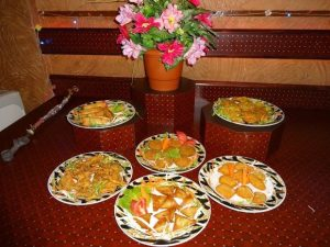 Daily Buffet during the holy month of Ramadan