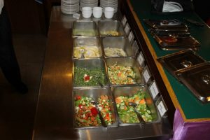 Fresh Salad Prepared Daily