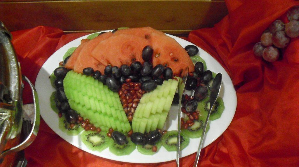 Fruit Salad Items