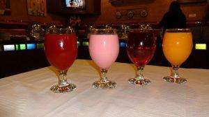 Juice and beverage