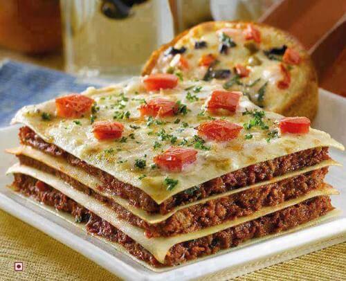 Tempting Lasagna