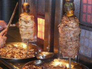 Shawarma Machine & Tools