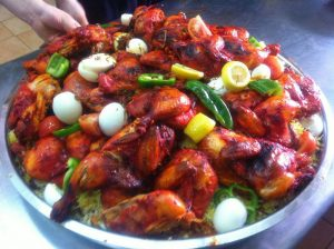 Whole Chicken Bukhari