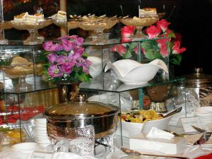 All Varieties of Dessert Available