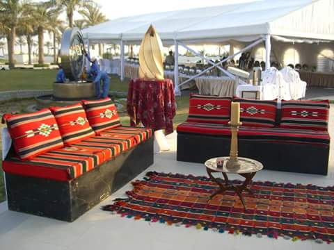 Arabic Sofa Set (all colours and style)