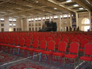 Banquet Chairs without Cover