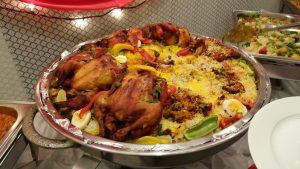 Full Chicken Ghuzi with Bukhari Rice