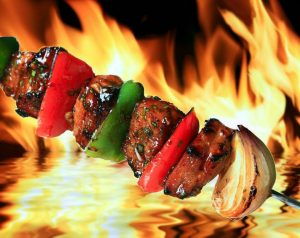 Mouth watering grills