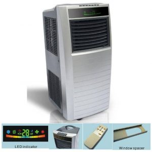 Portable tower A/C for rent or sale