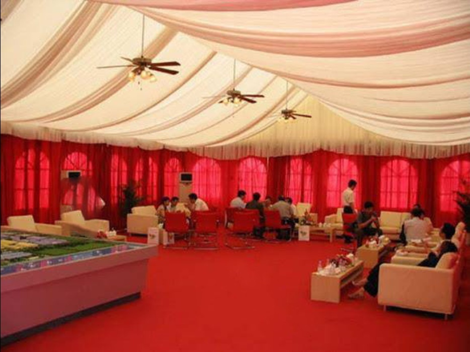 Traditional Arabic Tent with complete Arabic Setup